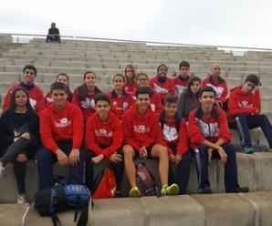 Primera experiencia en la Liga Canaria de Clubes