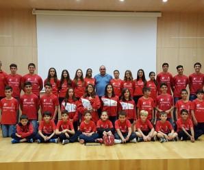 Presentación del equipo de Liga Canaria